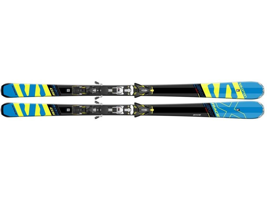 24a5d3949 Sjezdové lyže Slalomky za nejlepší ceny - Skladem na našich prodejnách