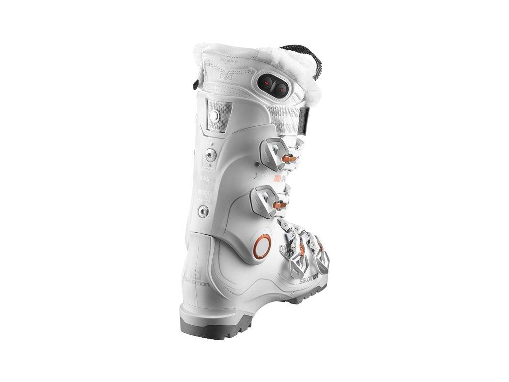 ... Salomon X Pro 90 W White Custom Heat Series 391528 16 17 (Velikost 41  ... df827d984e