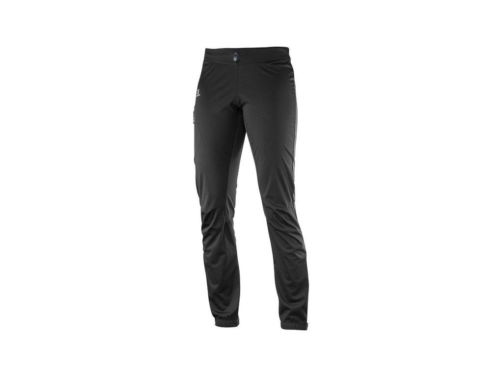 Dámské lyžařské kalhoty Salomon Lightning Softshell Pant W 382910 16 17  (Velikost S) 2840c2aa3d6