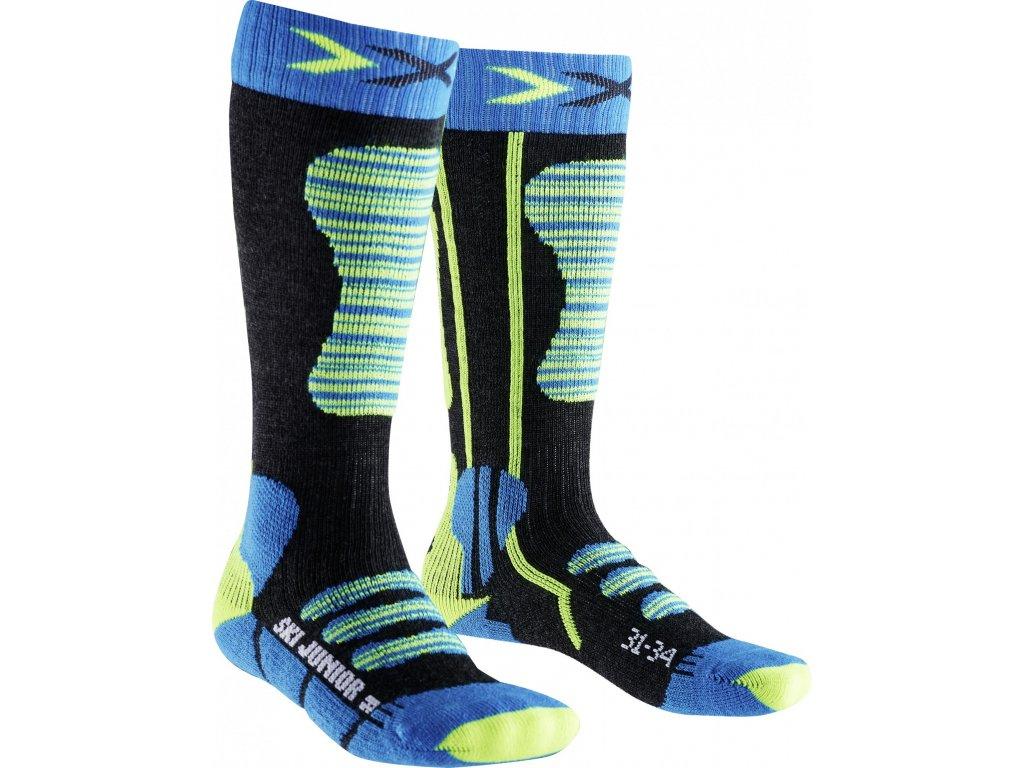 Dětské lyžařské ponožky -  d280f7584bb