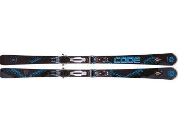 Volkl Code S + rMotion2 12 GW Code Blue 17/18 (Délka 159)