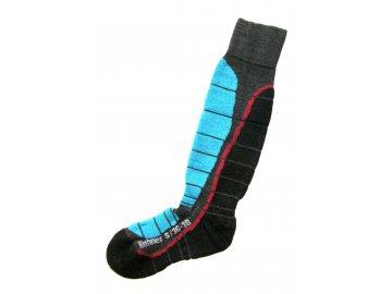 Rohner Freeride II blue (Ponožky 44-46)