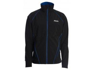 Pánská lyžařská bunda Swix 15171 Black (Velikost XXL)