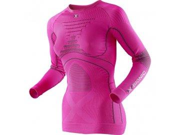 X-Bionic Accumulator Evo Shirt Long Sleeves - dámské dlouhý rukáv 020217 16/17 (Velikost XS)
