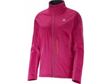 Dámská lyžařská bunda Salomon Lightning Softshell JKT W 382900 16/17 (Velikost M)