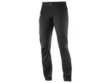 Dámské lyžařské kalhoty Salomon Lightning Softshell Pant W 382910 16/17 (Velikost S)