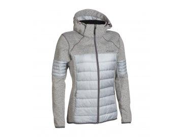 Dámská lyžařská bunda Phenix Moonlight Middle Jacket ES682KT50 - Grey 16 17  (Velikost 42 4f6bcf2774f
