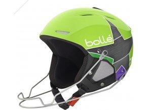 Bolle Backline - Shiny Green Star 16/17 (Velikost 59-61 cm)