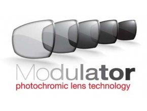 Bolle Backline Visor soft white / silver Modulator Grey visor 16/17 (Velikost 59-61 cm)