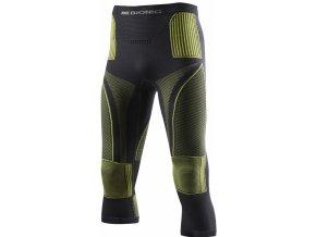 X-Bionic Accumulator EVO pánské kalhoty 3/4 020241 16/17 (Velikost XXL)